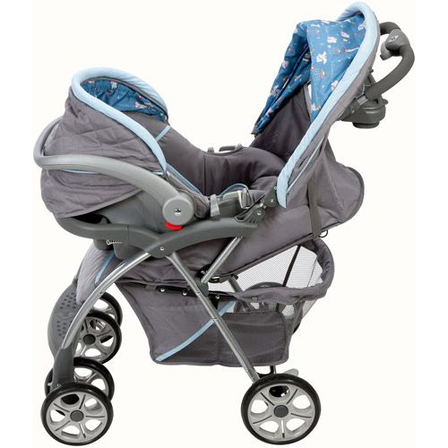 Disney Saunter Luxe Travel System, Dumbo  Cute idea for my sister's baby shower
