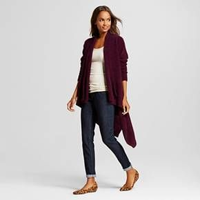 Women's Chenille Waterfall Cardigan - Merona™ : Target | Kayla's ...