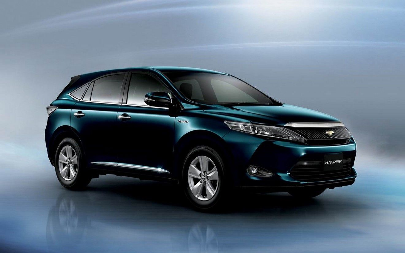 toyota harrier 2018 | hd car | pinterest | toyota harrier, toyota