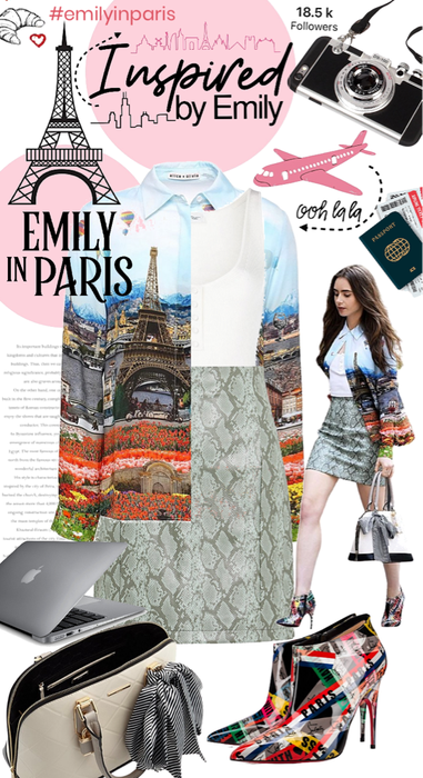 inspired by Emily in Paris Outfit | ShopLook