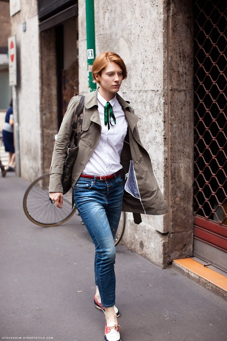How to Take on a Tomboy Style