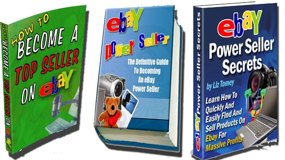 3 Ebooks Power Seller Secrets Ebay You Need To Become A Top Ebay Pdf Ebook Ebay Power Things To Sell