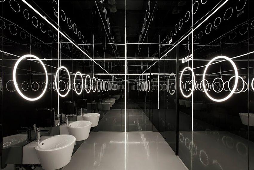 Cool Hunter Bathrooms flash club, bansko, bulgaria | bulgaria, toilet and interiors