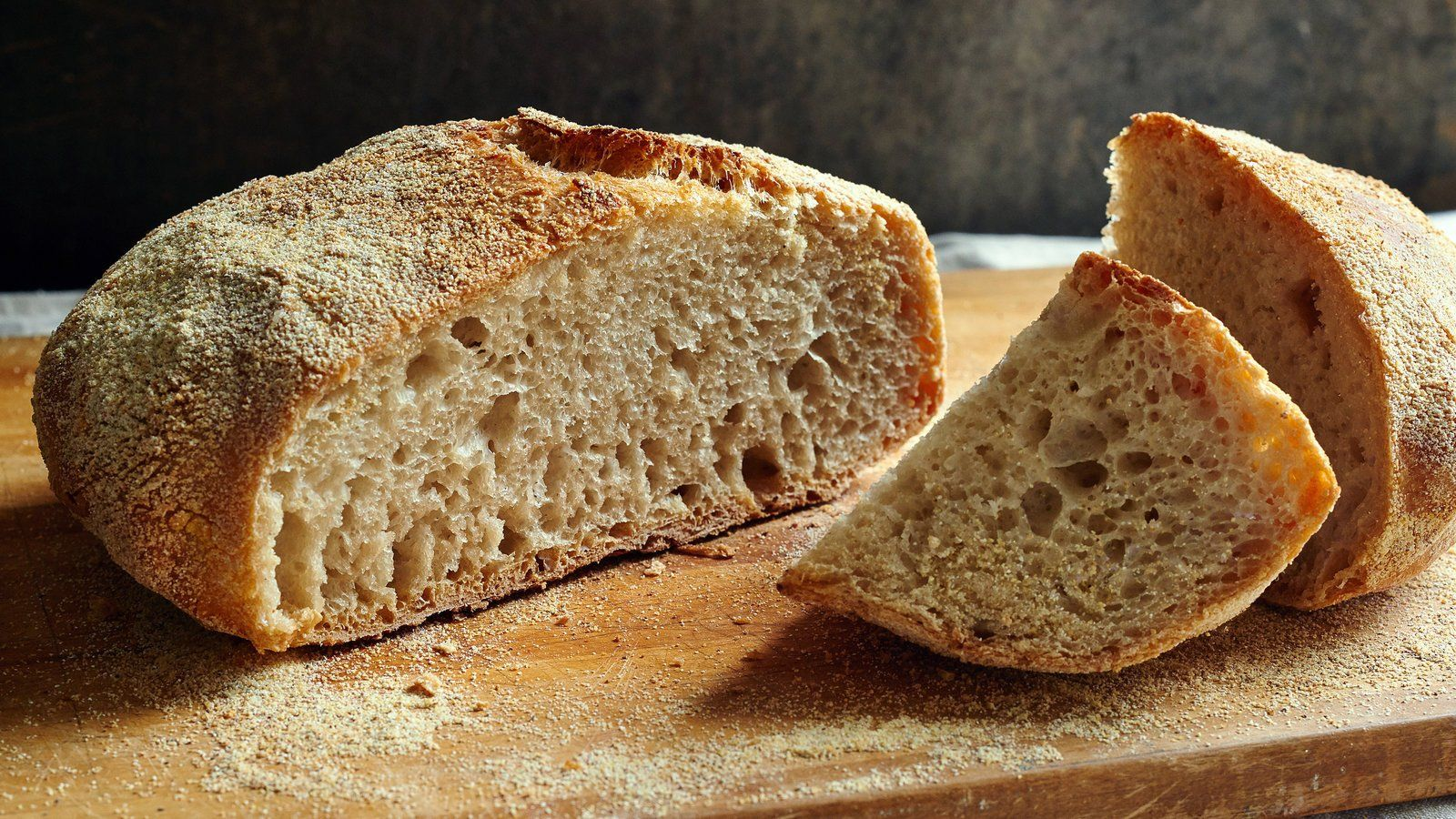 No-Knead Bread | Receta