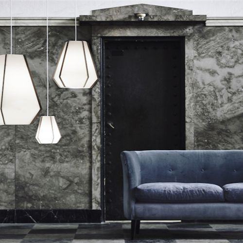 Lullaby Lounge lamper Flere størrelser Flot design