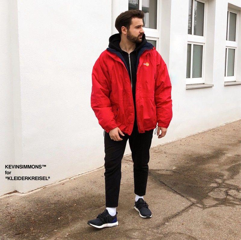 Adidas Trainingsjacke schwarz gold Kleiderkreisel