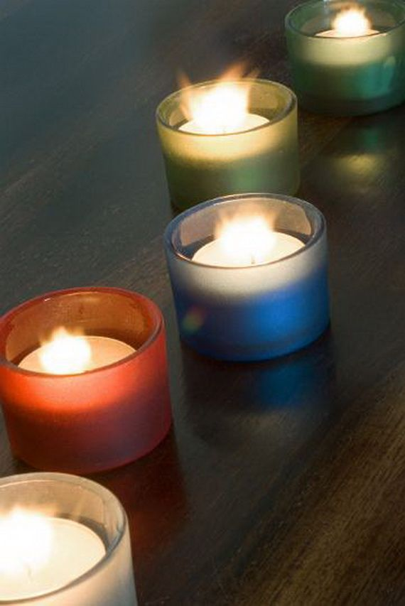 Diwali Candles Ideas: Diwali Floating Candles Decorations!!