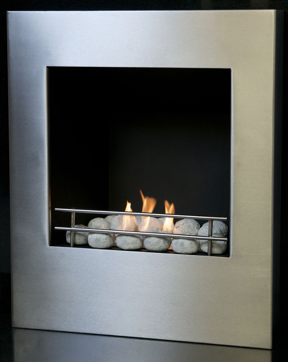 Revive inset bio ethanol flueless real flame fire - Gel Burners ...