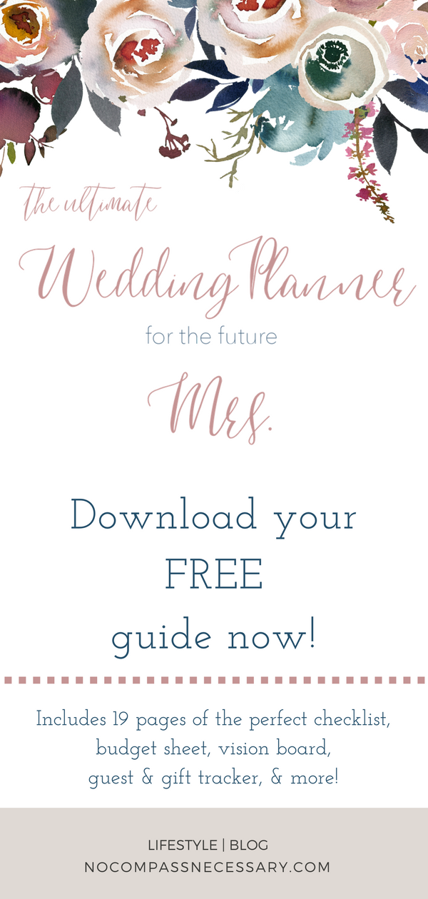 The Perfect Wedding Planner Every Bride Needs For Planning An Amazing Wedding This Free Planner Includes 19 Pa Frugal Wedding Wedding Planner Wedding Planning