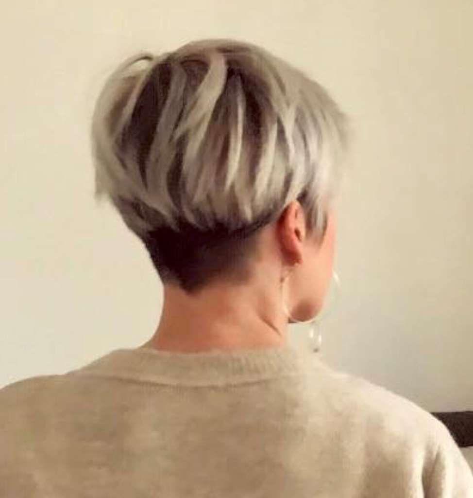Short Hairstyles 2017 Womens 5 Wedgehairstyleswavy Short Hair Styles Hair Styles 2017 Short Hair Back View