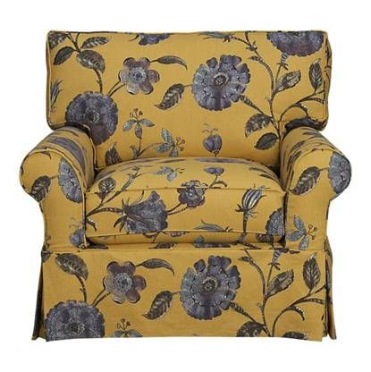 Fine Overstuffed Floral Chair Crazy But It Totally Works Sit Ocoug Best Dining Table And Chair Ideas Images Ocougorg