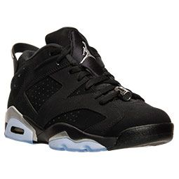 check out 92462 b8dcd Men's Air Jordan Retro 6 Low Basketball Shoes | Finish Line ...