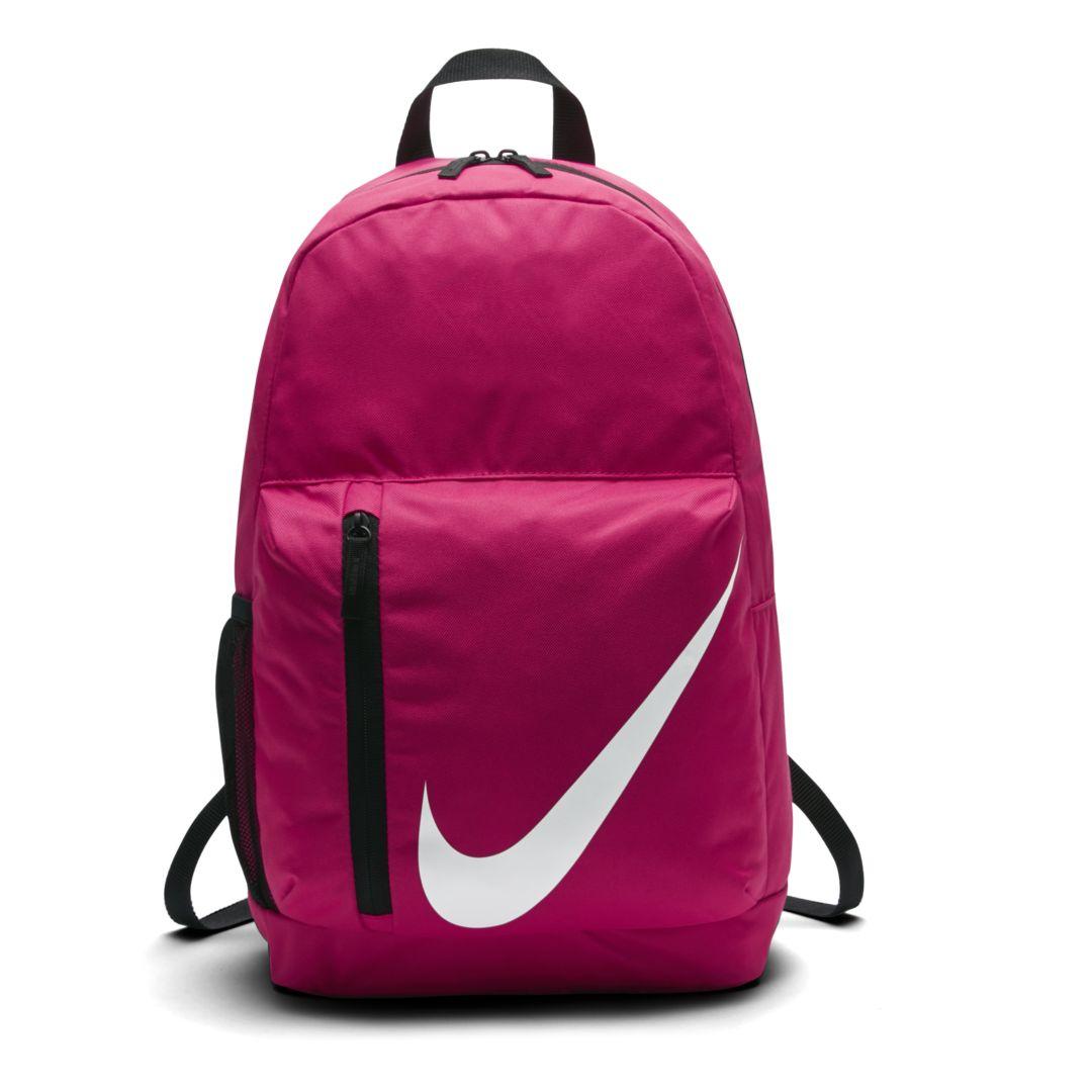 53c06f1bbca2 Nike Elemental Kids  Backpack Size ONE SIZE (Rush Pink)