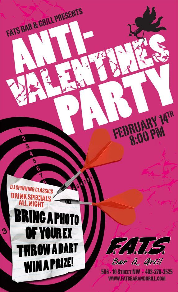 I need to attend.... (With images) Anti valentines day
