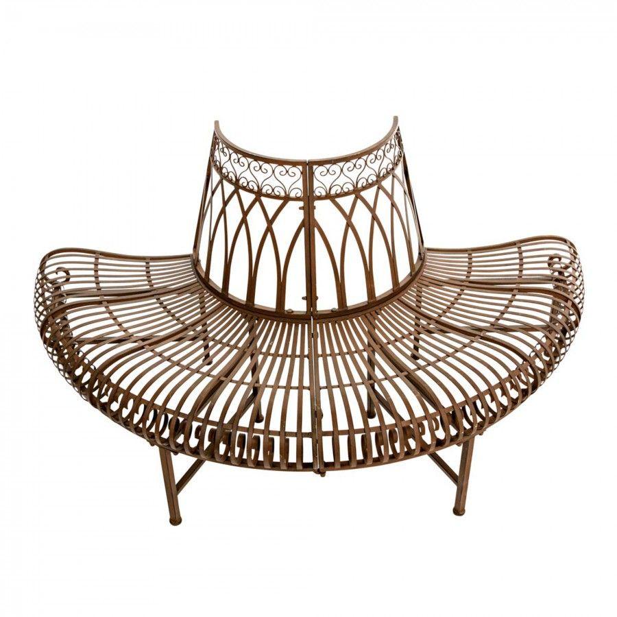 Gartenbank Metall Antik | Eisen Gartenbank | Pinterest