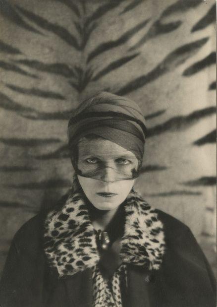 Nancy Cunard, Portrait par Barbara Ker-Seymer