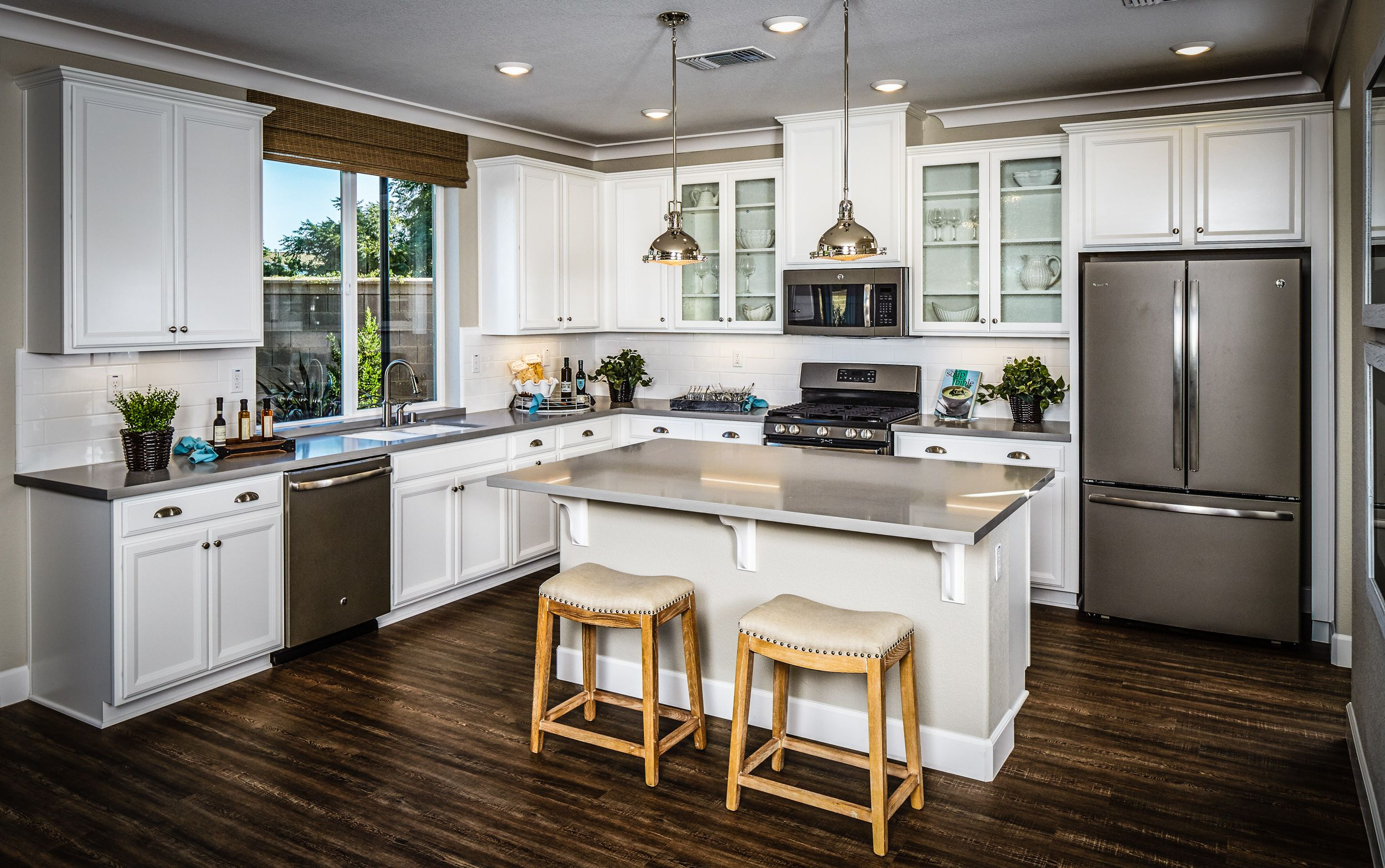 Explore Your Culinary Creativity Kitchen Sacramento California Sacrealestate Newhomes Kitchen Design New Kitchen California Living