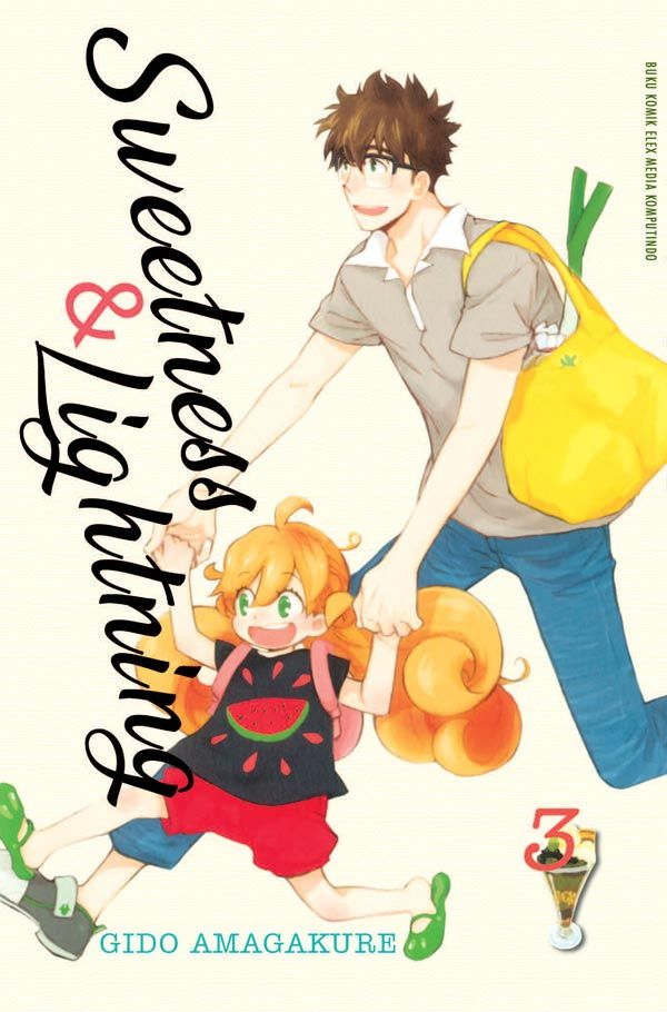 Jual Komik Sweetness And Lightning 3 Karya Gido Amagakure Dengan Harga Termurah Hanya Di Gramedia