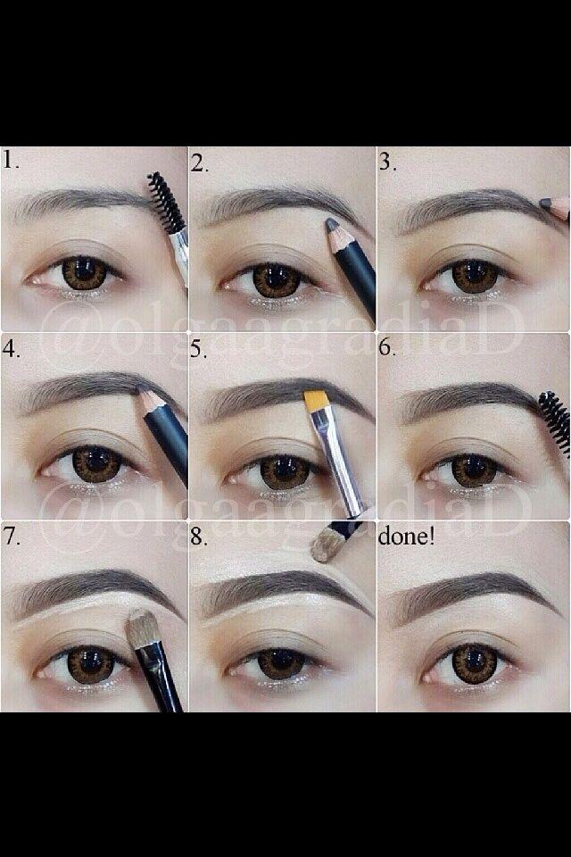 Pin by Layne Carlson on makeup | Eyebrow makeup, Eyebrow ...
