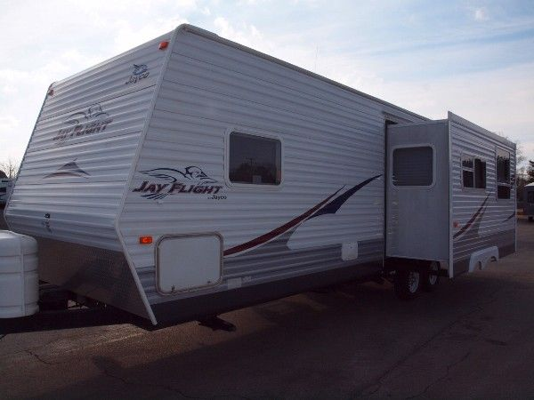 2007 Jayco Jay Flight Like New 12 495 Used Rv For Sale Rv For Sale Used Rv
