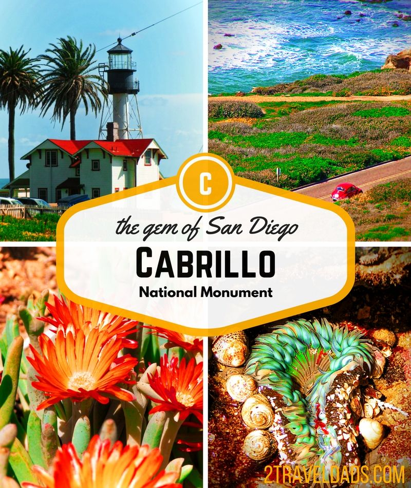 A Day at Cabrillo National Monument the gem of San Diego