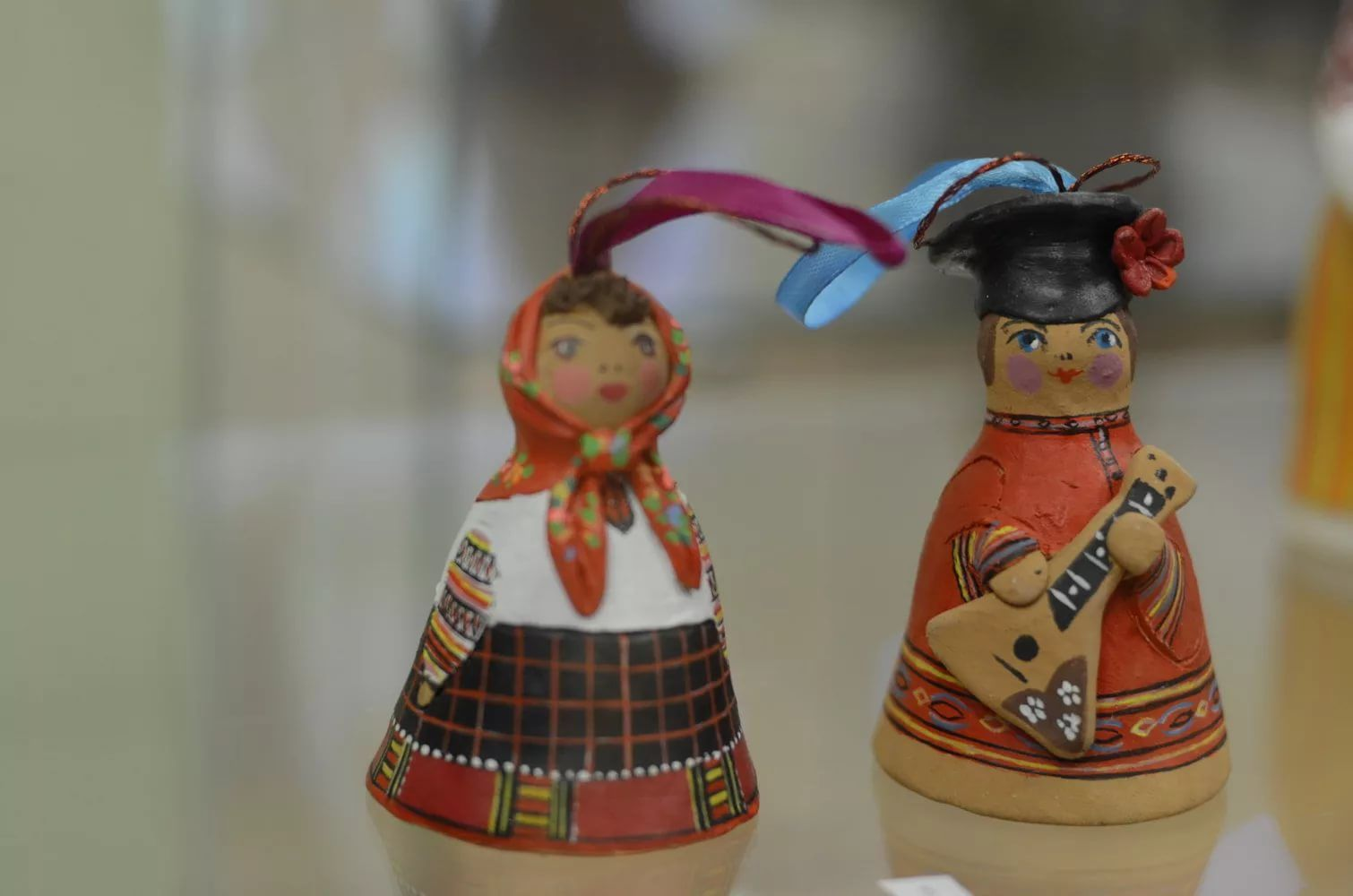 Глиняные куклы картинки
