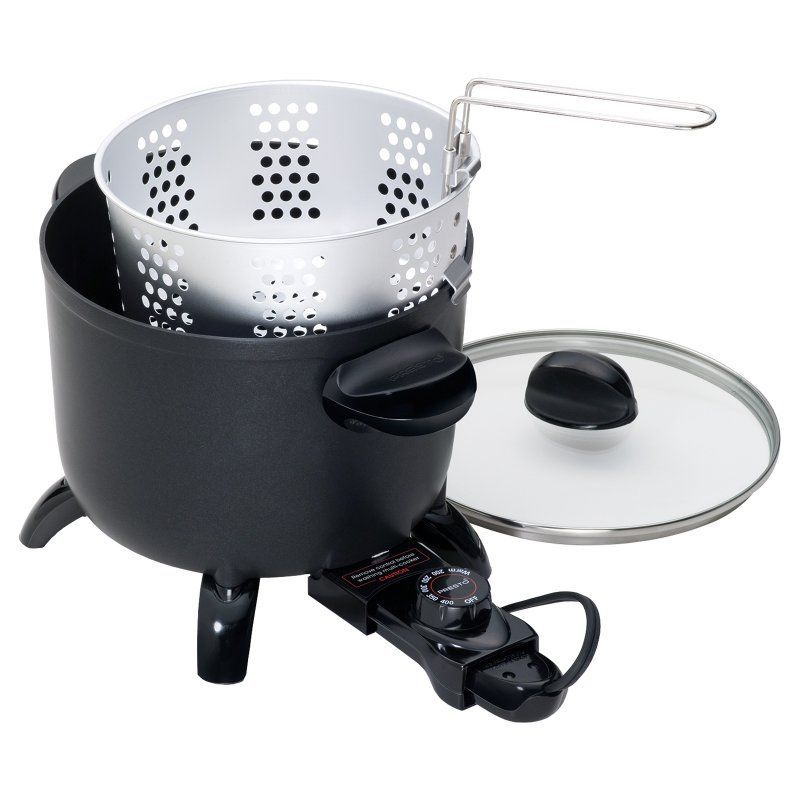Presto 6006 Kitchen Kettle Multi Cooker 06006 Electric Cooker