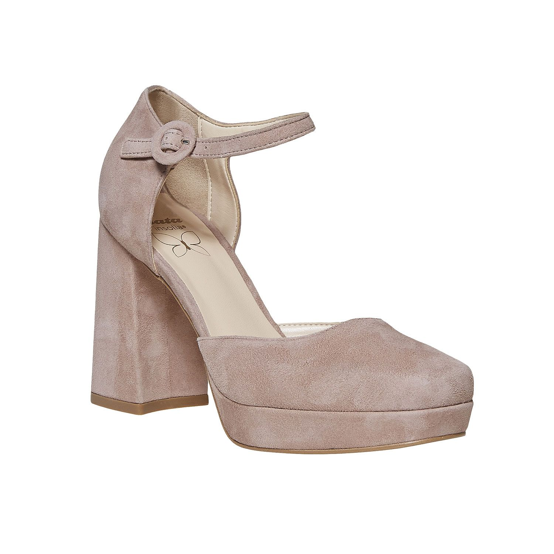 Décolleté alla moda da donna con cinturino alla caviglia feb47495046