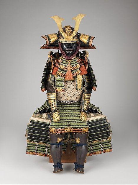 Armor (Yoroi) 18th c