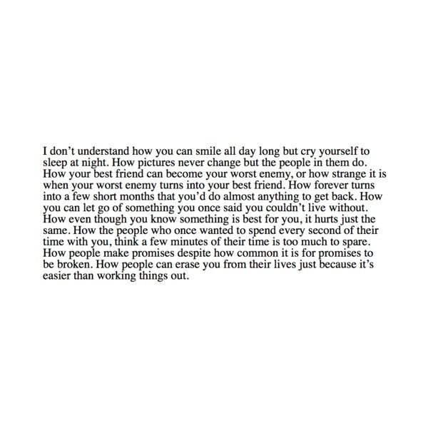sad tumblr quotes about life best Me Pinterest Sad quotes ...