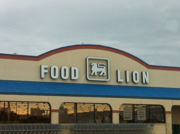 Food Lion Grocery Store Nags Head Nc