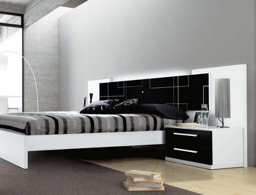 camas de dos plazas modernas con cajones - Buscar con Google ...