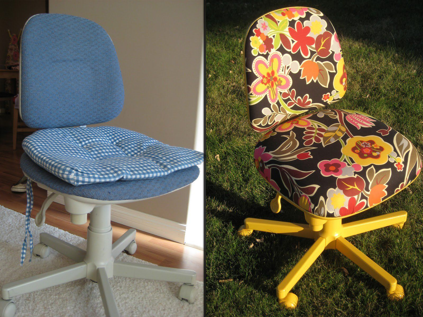 15 Most Amazing Before and After Chair