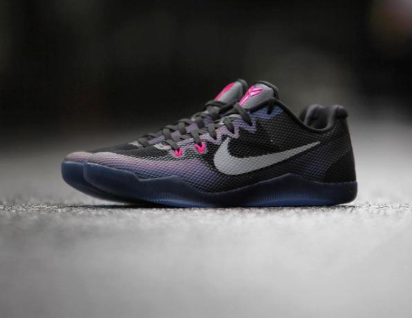 A Closer Look At The Nike Kobe 11 Invisibility Cloak