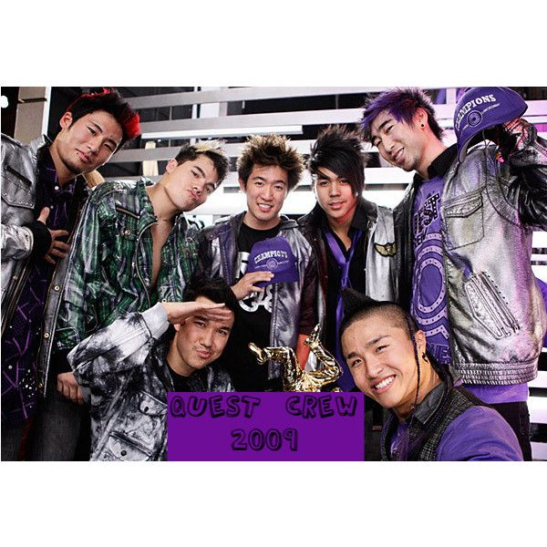 Quest Crew After Their ABDC Win Im A Questie