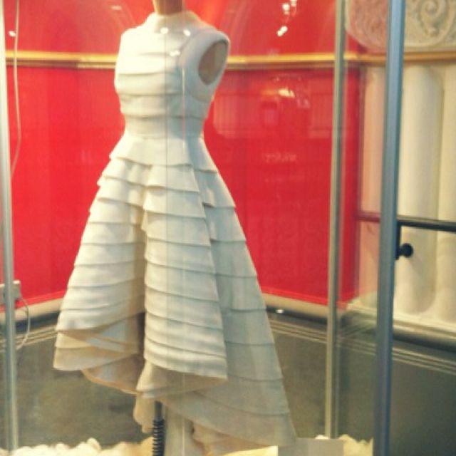 Wool modern exhibition