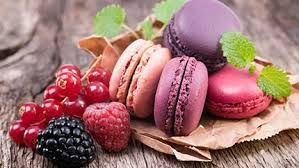 Image Result For طريقة عمل الماكرون بالشوكولاته Tea Cookies Recipe Food Diy Healthy Food