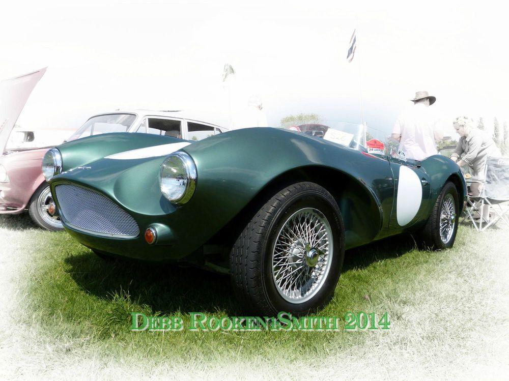 Aston martin classic racer photographic print art gifts