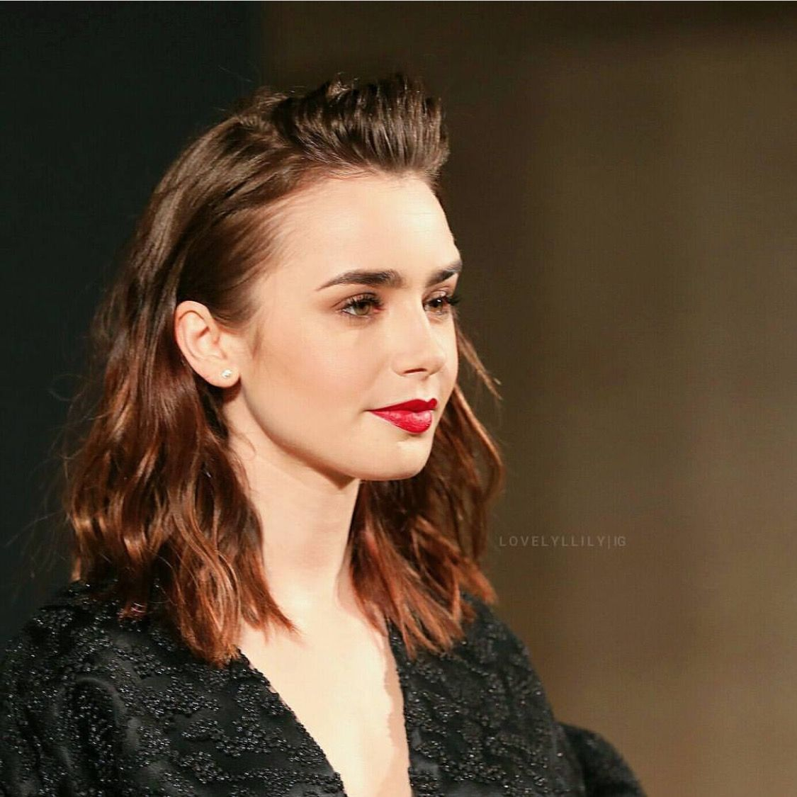 Lily Collins May. 2017.