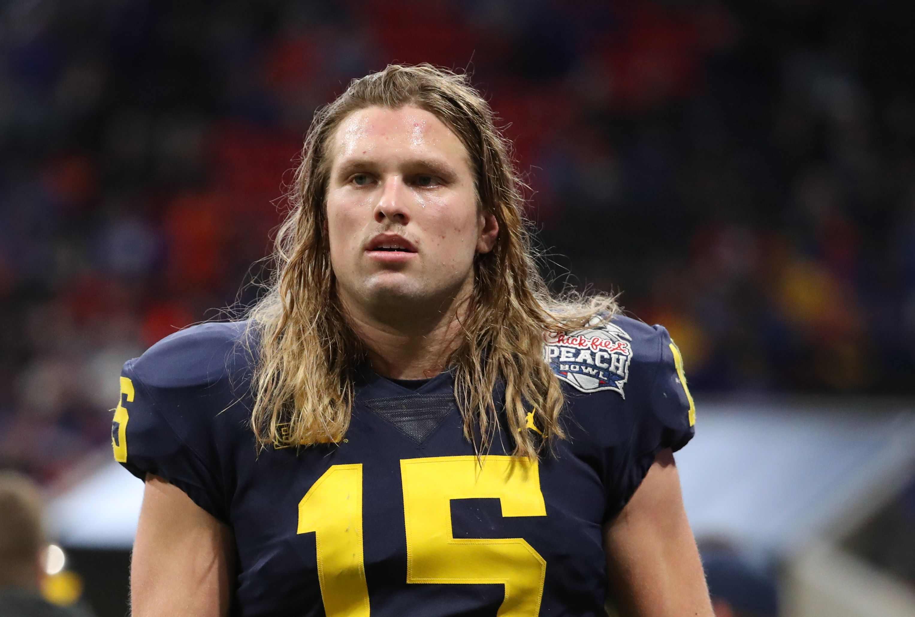 3 Quick Thoughts On Patriots Third Round Pick De Chase Winovich Patriots Patriots Draft Bo Schembechler