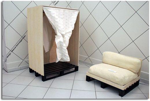 reciclar segunda vida cosas recicladas muebles ideas para paletas proyectos de palets paletas de madera closets ideas para
