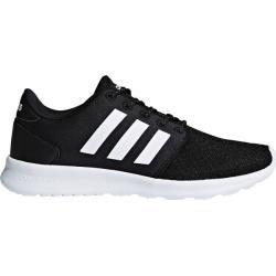 Adidas Damen Cloudfoam Qt Racer Schuh, Größe 40 ? in Schwarz