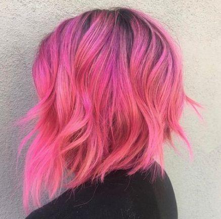 Hair color crazy short pink 31+ ideas  - Hair... - #color #CRAZY #hair #Ideas #Pink #Short