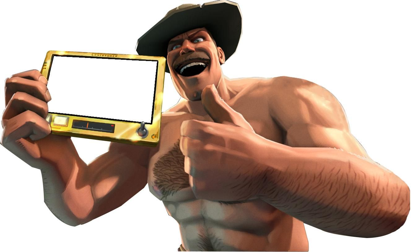 Saxton Hale Meme Template inspired from another post. #games ...