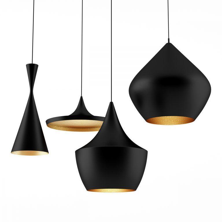 3d Model Beat Lights By Tom Dixon Copper Pendant Lights Pendant Light Outdoor Pendant Lighting