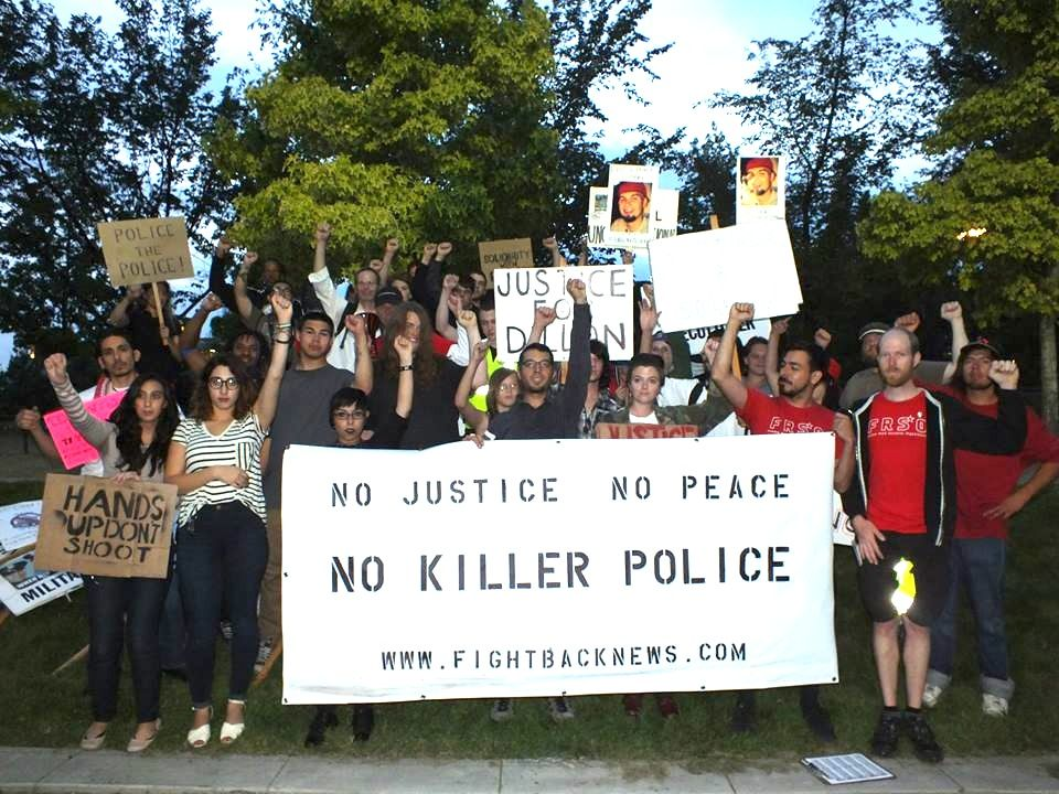 Support On Social Media And The Salt Lake City Area Is Swelling For An 20 Year Old White Man Who Was Shot And Killed By Dillon Killed By Police How To Get Away