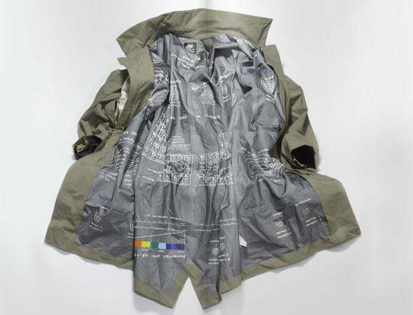 NIKECRAFT POR TOM SACHS  El artista y arquitecto neoyorquino creó una colección de prendas inspiradas en un hipotético viaje al espacio exterior, elaboradas con tecnología de última generación: http://www.revistacodigo.com/moda/40-articulos/893-nikecraft-tom-sachs