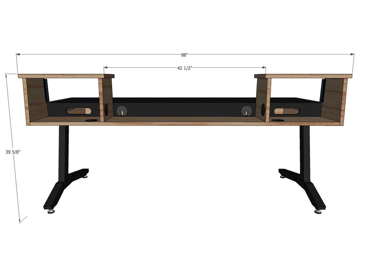 SCS Keyboard Desks 88 Key | Desks, Key and Man cave art