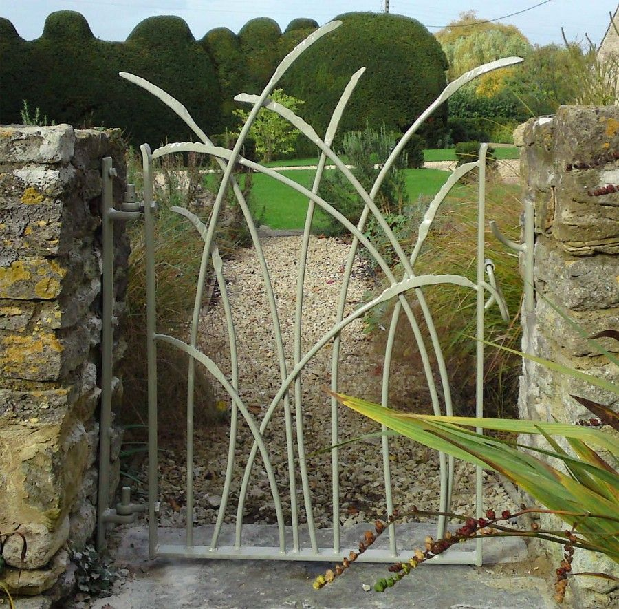 Small Metal Garden Gates
