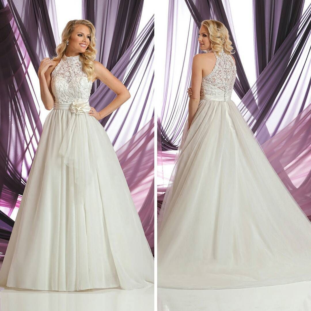 Affordable #luxury never looked so good! #davincibridal #newcollection
